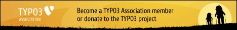 TYPO3 Donation