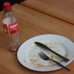 Essen durch...
