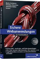 Sichere Webanwendungen - Das Praxisbuch