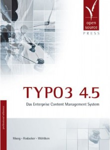 TYPO3 4.5 - Open Source Press