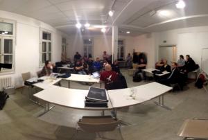 Gründungsversammlung der FLOW3 User Group München